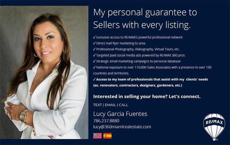 Lucy Garcia Fuentes REMAX 360